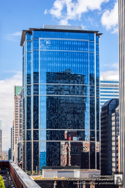 Stock photo of Citadel Center, Chicago, Illinois